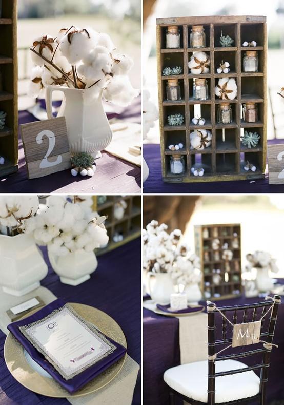 Oui Oui-boda invierno-ramo algodon-decorar con ramas algodon (3)