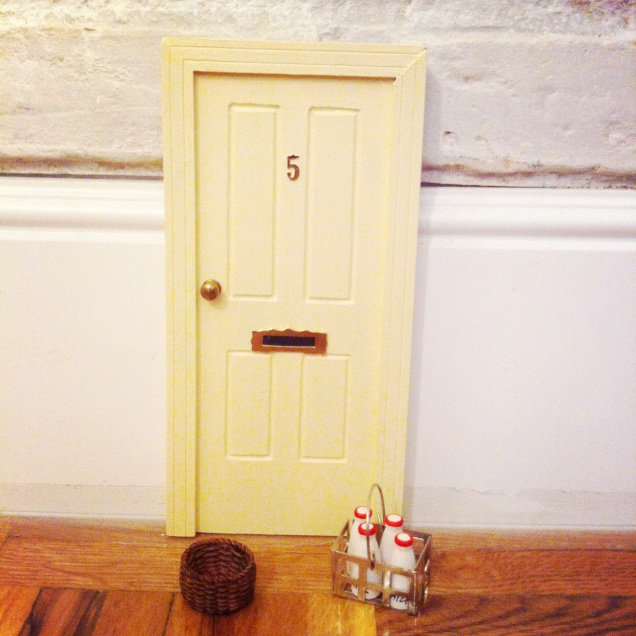 Oui Oui-puerta ratoncito pérez-regalo original niños-crema
