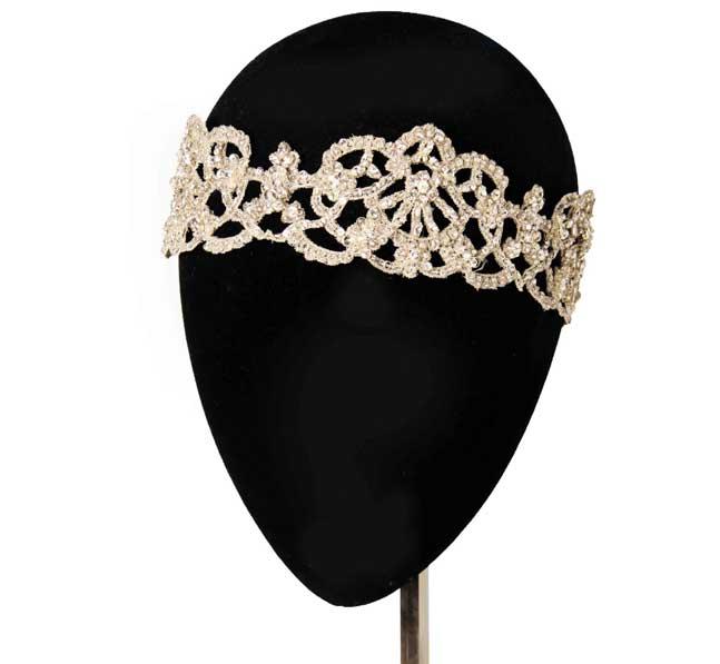 Oui Oui-tocados-boda-invierno-tocados novia-banda pedrería plata cristal-Mimoki