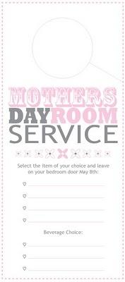 Oui Oui-regalo original dia madre-servicio de habitaciones