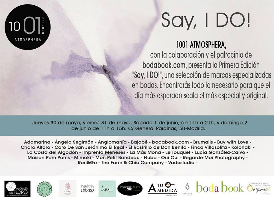 Pop up Oui Oui-1001 atmosfera-say i do