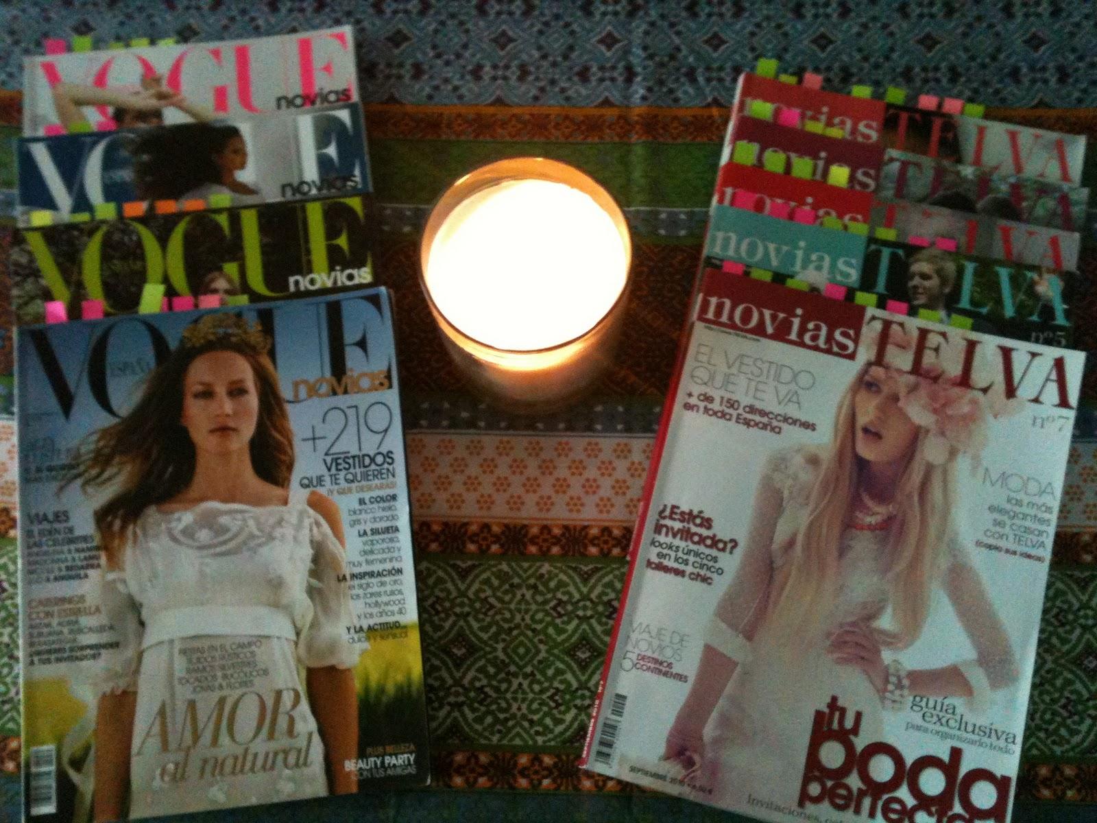 Oui Oui-revistas para organizar boda-telva novias vogue novias
