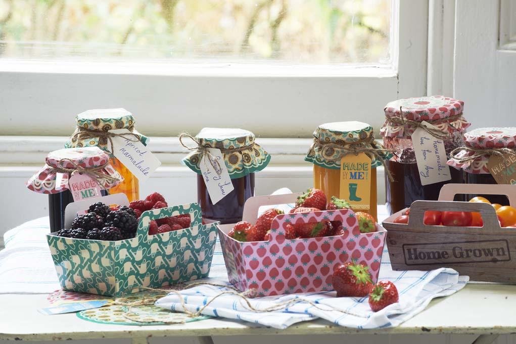 Oui Oui-cestitas cartón fruta-recreación 2