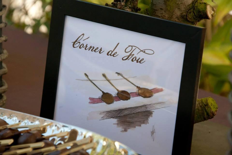 Oui Oui-catering pocheville-foie-feria bodas vintage-love and vintage