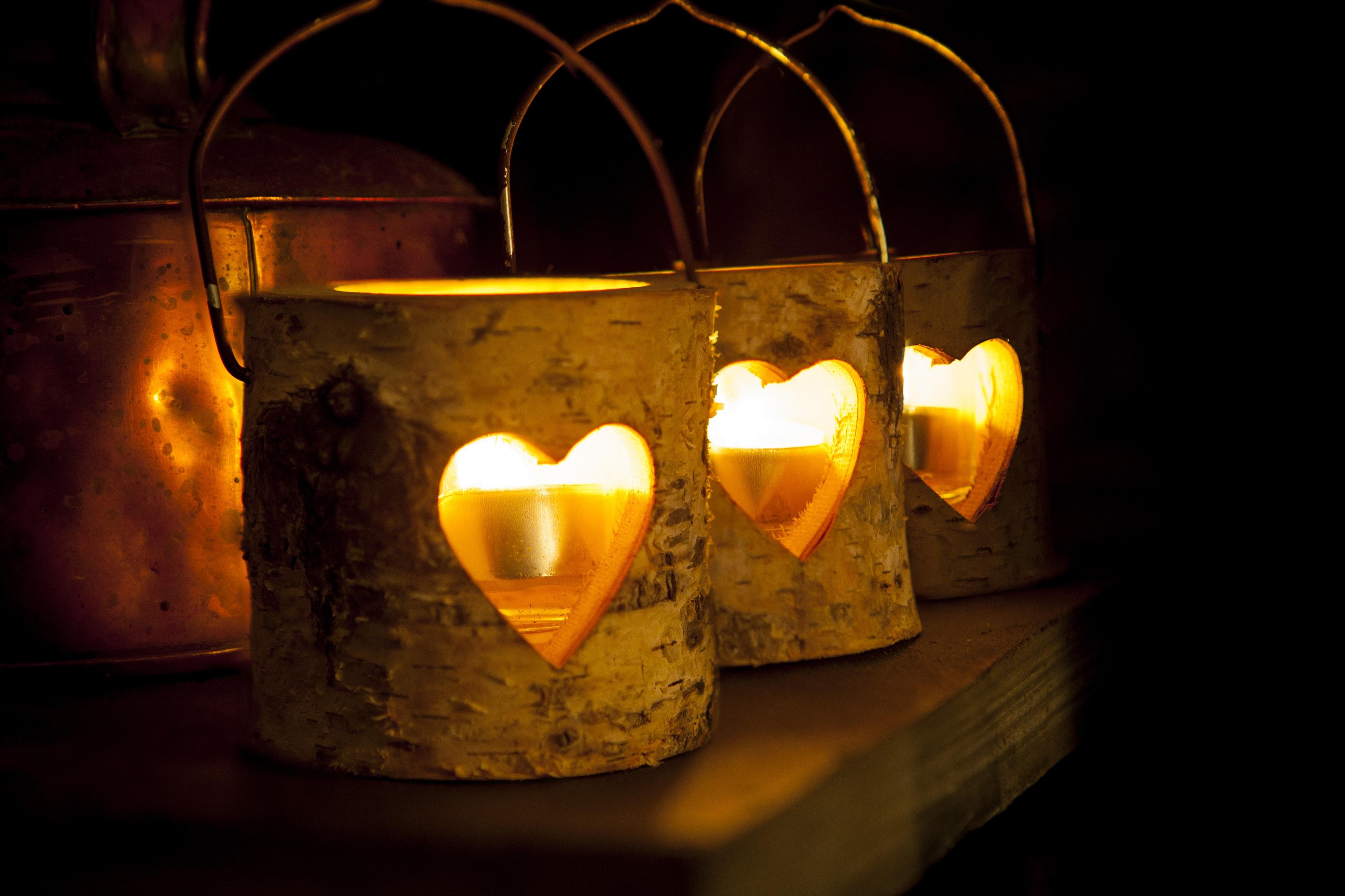 Oui Oui-Portavelas-tronco-corazón-boda rustica-boda campestre 2