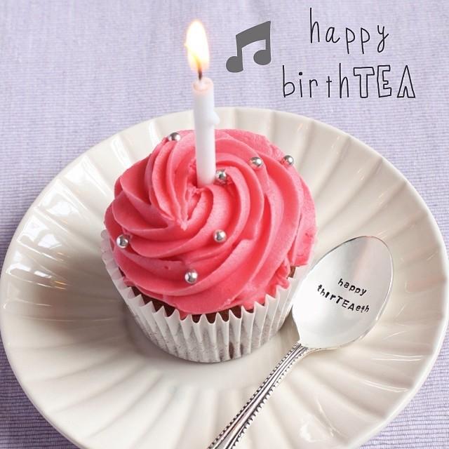 Oui Oui-cucharilla feliz cumpleaños-regalo 30 años