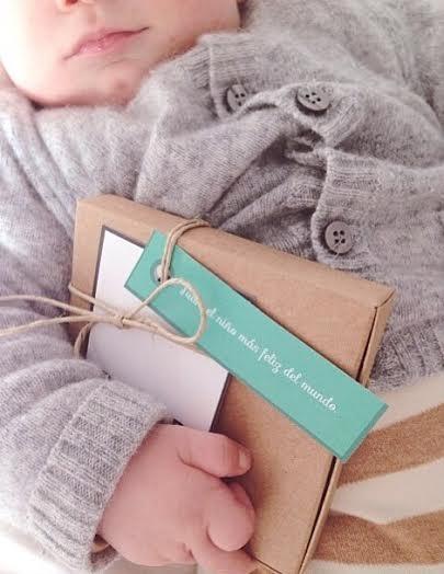 Oui Oui-paper lover-cajita bebé