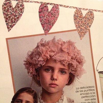 Oui Oui-banderin flores vintage-liberty-en hola fashion