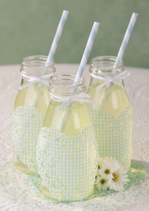 Oui Oui-botellitas leche plástico-blondas mint