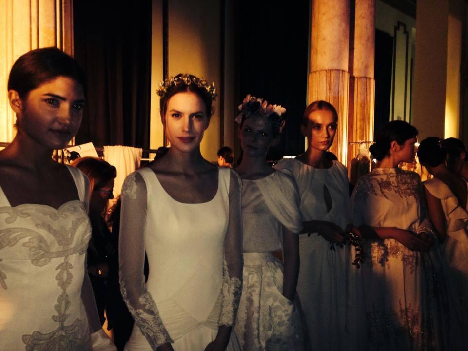 OUI OUI-desfile novias bodabook-inuñez-david christian-sole alonso-pol nuñez