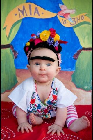 Oui Oui-disfraces originales para bebés-frida