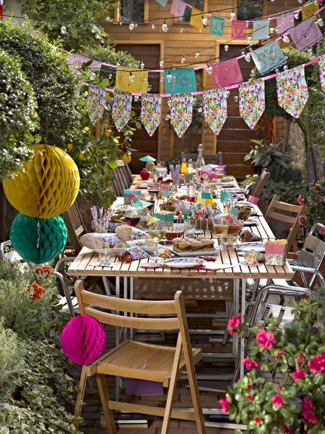 Oui Oui-fiesta flores mexicana