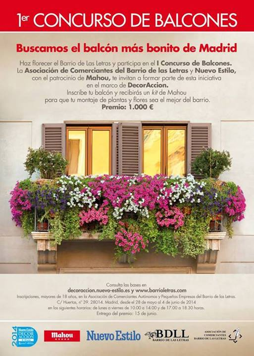 Oui Oui-decoraccion 2014-pop ups decoraccion-concurso balcones