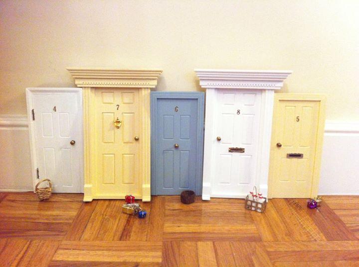 Oui Oui-las verdaderas puertas del ratoncito perez-puerta ratoncito perez la original