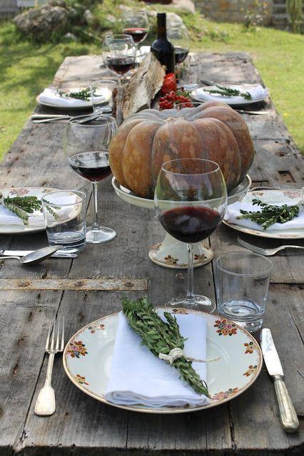 Oui Oui-ideas para decorar una mesa de otoño (12)