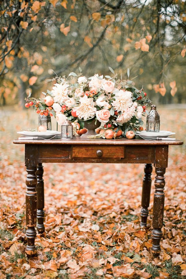 Oui Oui-ideas para decorar una mesa de otoño (14)