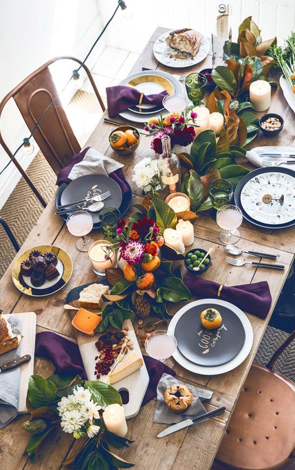 Oui Oui-ideas para decorar una mesa de otoño (6)