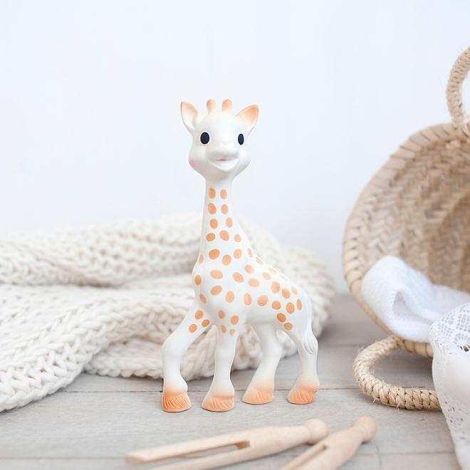 Oui Oui-jirafa sophie-mordedor de moda-regalos bebe cool