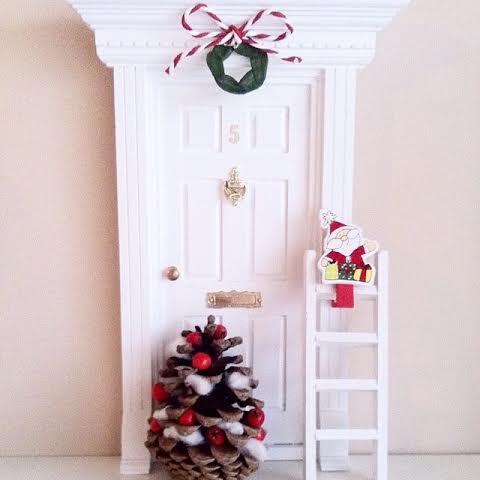 Oui Oui-puertas ratoncito Perez Navidad-rebeca
