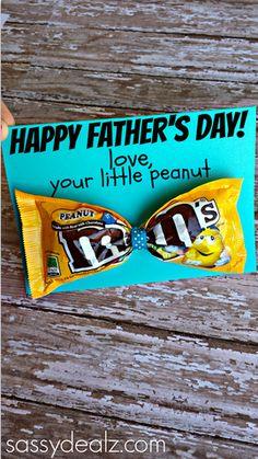 Oui Oui-ideas originales regalar dia del padre-regalos hechos por los hijos-cacahuete