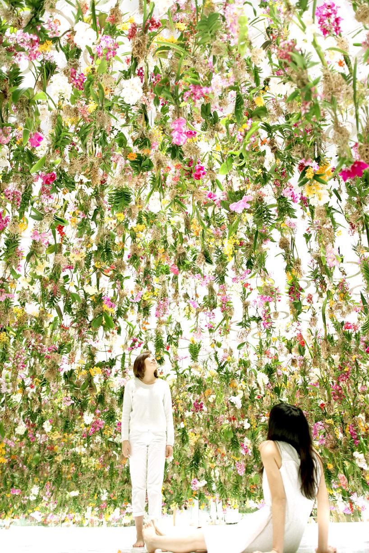 El jardin de las flores colgantes | Oui Oui es Superfluo ...