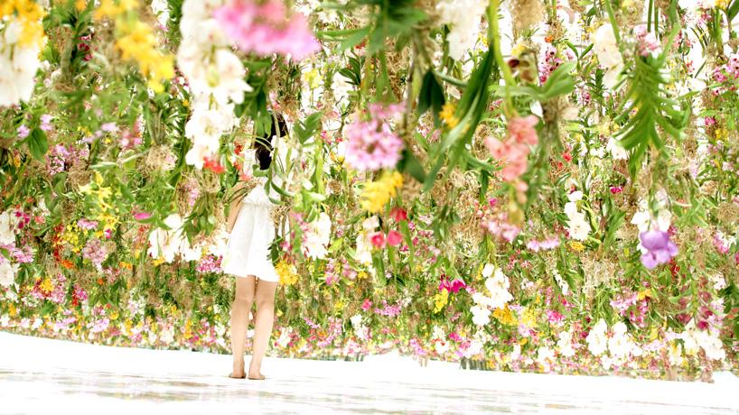 El jardin de las flores colgantes | Oui Oui es Superfluo Imprescindible
