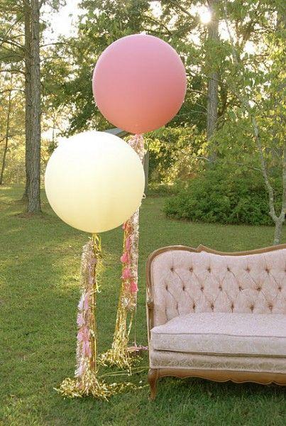 Oui Oui-fiesta rosa y dorado-candy bar rosa y dorado-globos