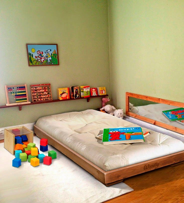 En busca de una cama montessori oui oui es superfluo for Muebles de bebe baratos