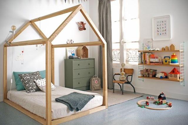 Oui Oui blog-cama montessori-cama baja para bebes (2)
