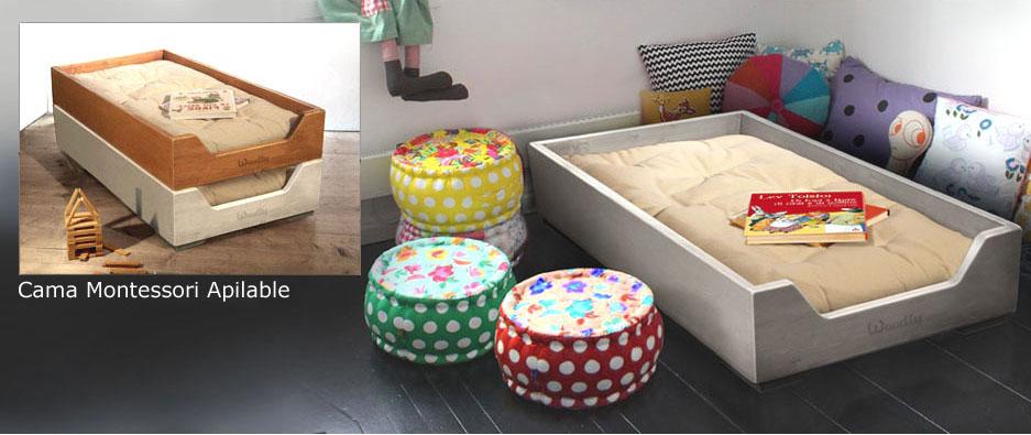 Oui Oui blog-cama montessori-cama baja para bebes (3)
