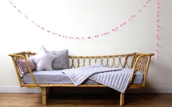 Oui Oui blog-cama montessori-cama baja para bebes-banco cama caña