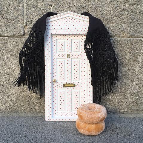 Oui Oui-edicion especial puerta ratocnito Pérez San Isidro-puerta chulapa