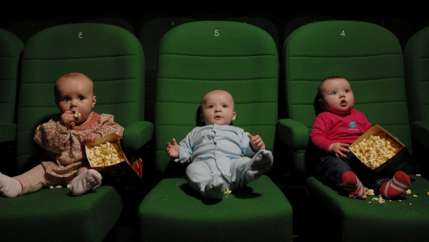 Oui Oui-sesion teta-cine con bebes-la vaguada