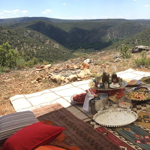 Oui Oui-picnic en monte cutamilla-finca bodas cerca de madrid